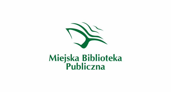 logotyp Miejskiej Biblioteki Publicznej